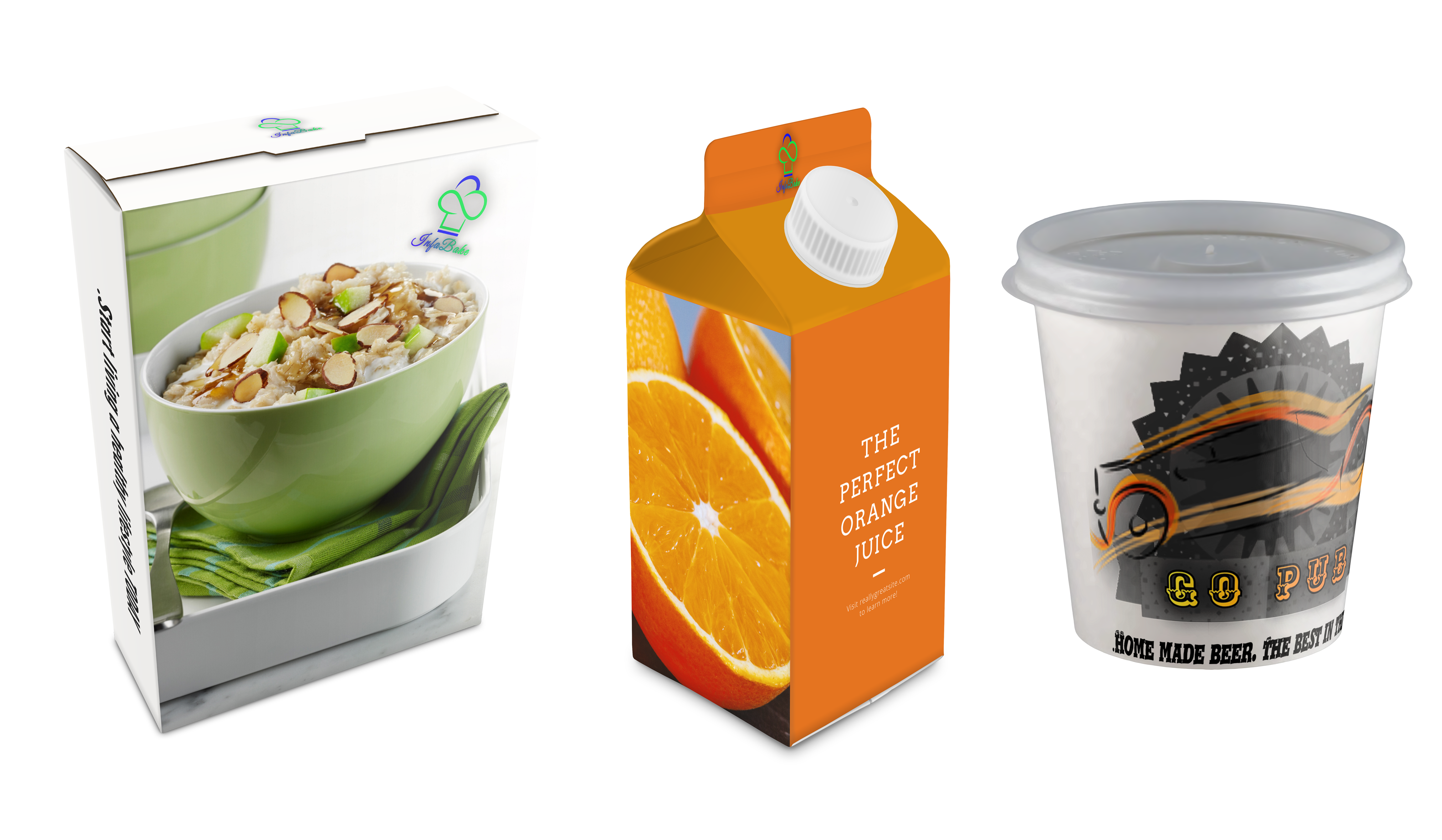 product mockup images