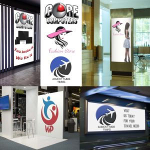 examples of logos we create at MajestiX Studio