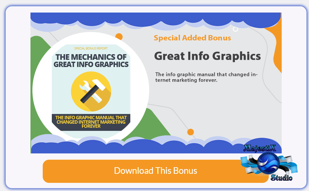 BONUS ADD ON #3 with VidToon video creation software Great Infographics