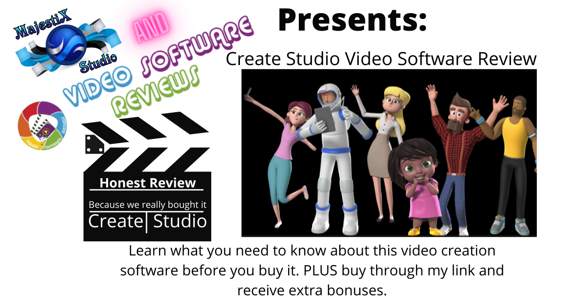 Create Studio video creation software review