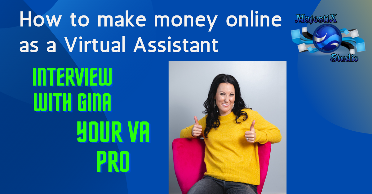 Learn how to make money online as a virtual assistant